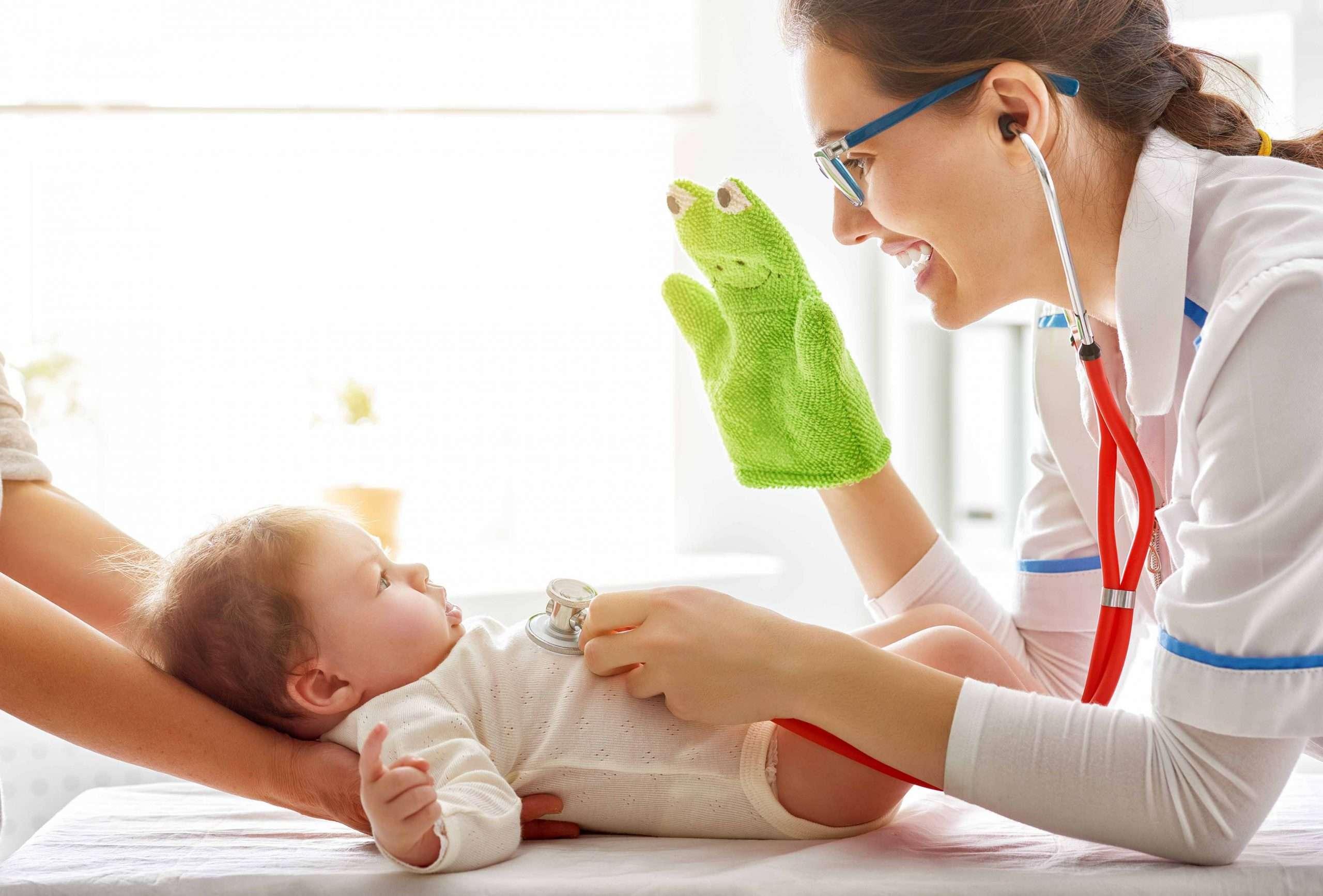 Consulto pediatra